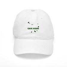 Baseball Cape Verde Islands Baseball Cap