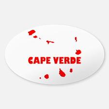 Cape Verde Islands Decal