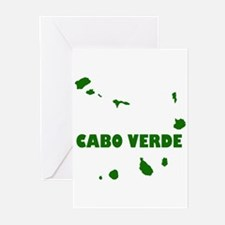 Cabo Verde Greeting Cards (Pk of 10)