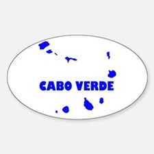 Cabo Verde Decal