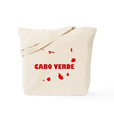 Cabo Verde Tote Bag