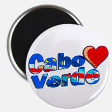 "Cape Verde Historic Flag 2.25"" Magnet (10 Mag"
