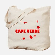Cape Verde Islands Tote Bag