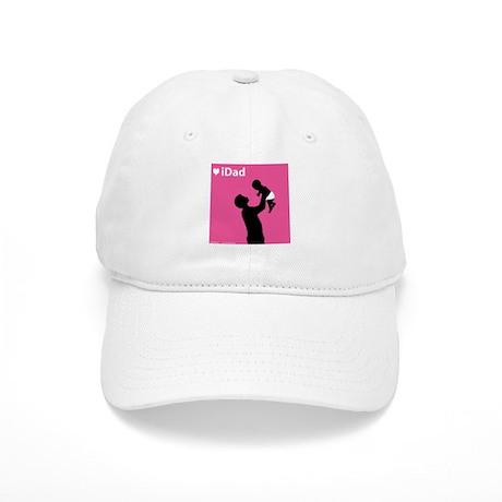 iDad Pink Father & Baby Cap