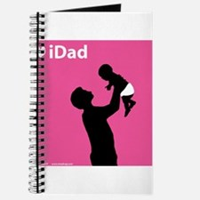 iDad Pink Father & Baby Journal