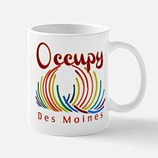 Occupy Des Moines Mug