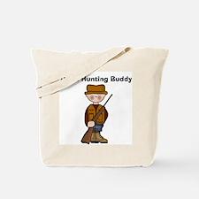 Dad's Hunting Buddy Tote Bag