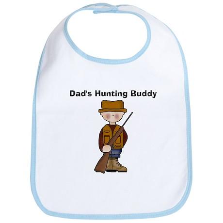 Dad's Hunting Buddy Bib