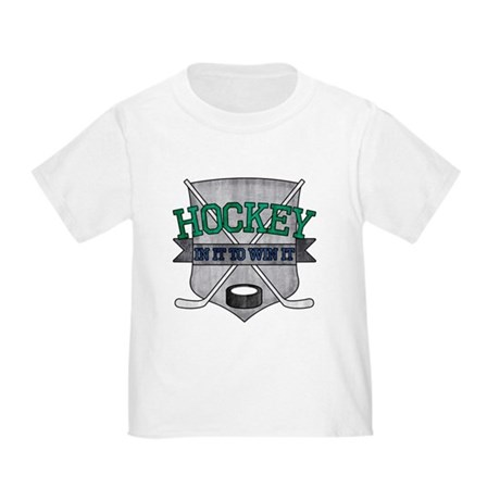 In It To Win It Toddler T-Shirt
