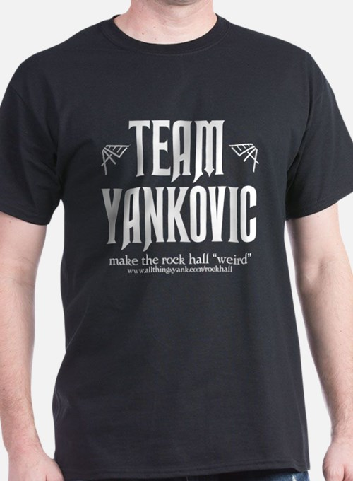 Team Yankovic Twilight Parody T-Shirt