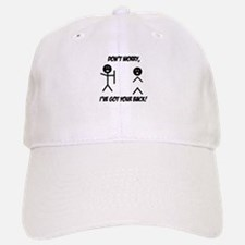 I've got your back Baseball Baseball Cap