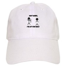 I've got your back Baseball Cap