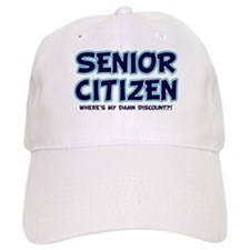 Senior Citizen, where is my d Baseball Cap