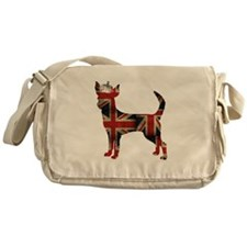 """""""Keep Calm and Obey Your Dog"""" Messenger Bag"""