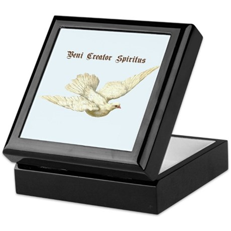 Veni Creator Spiritus Confirmation Box