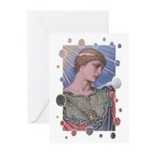 Minerva Greeting Cards (Pk of 10)
