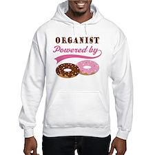 Organist Powered By Donuts Hoodie