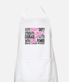 Licensed Fight Like a Girl 23.4 Apron