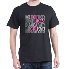 Licensed Fight Like a Girl 23.4 T-Shirt