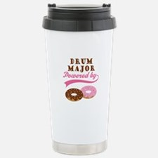 Drum Major Powered By Donuts Travel Mug