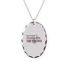 Volturi Twilight Design Necklace Oval Charm