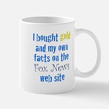 My Own Facts Mug