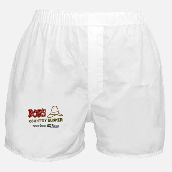Bob's Country Bunker Boxer Shorts
