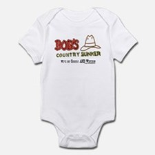 Bob's Country Bunker Infant Creeper