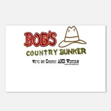 Bob's Country Bunker Postcards (Package of 8)