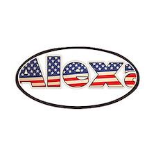 American Alexa Patches