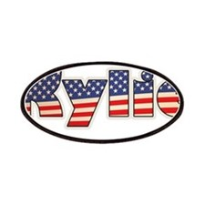 American Kylie Patches