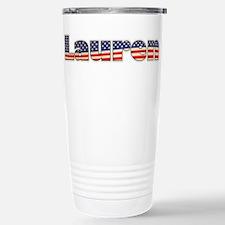 American Lauren Stainless Steel Travel Mug