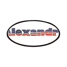 American Alexandra Patches