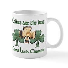 """""""Collie Luck"""" Coffee Mug"""