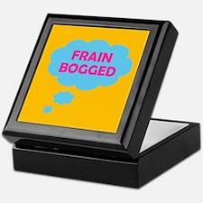 Frain Bogged (brain fogged) Keepsake Box