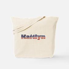 American Kaitlyn Tote Bag