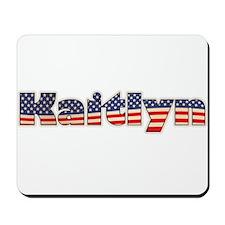 American Kaitlyn Mousepad
