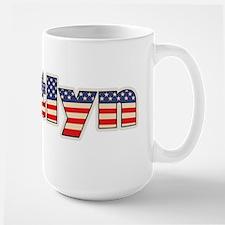 American Kaitlyn Large Mug