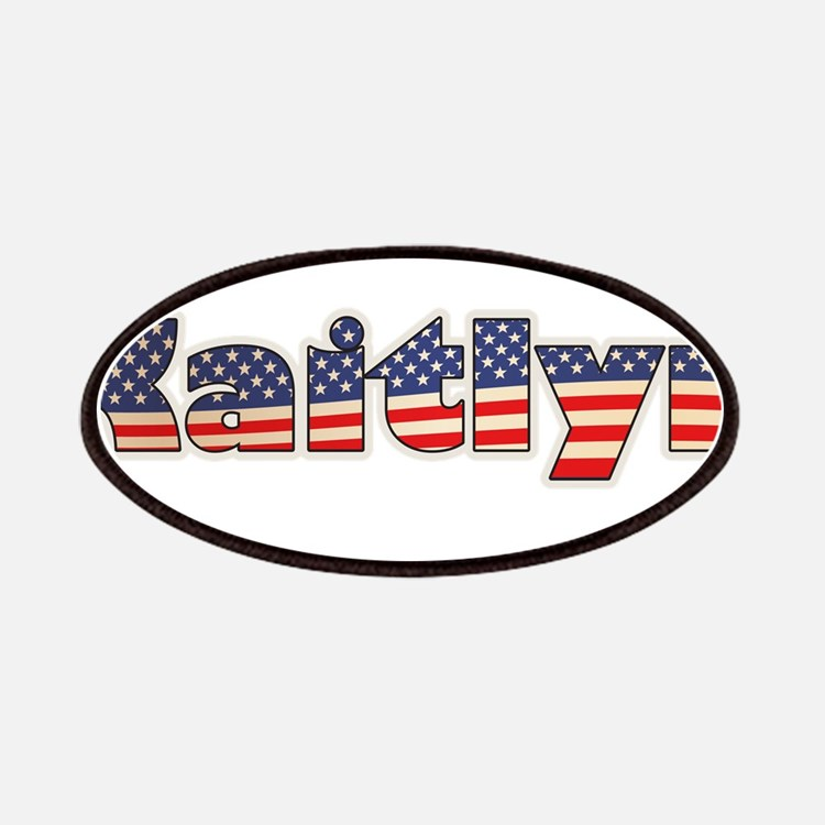 American Kaitlyn Patches