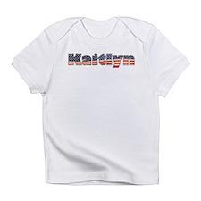 American Kaitlyn Infant T-Shirt