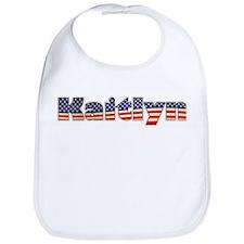 American Kaitlyn Bib