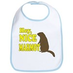 Lebowski: Nice Marmot! Bib