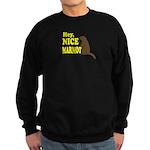 Lebowski: Nice Marmot! Sweatshirt (dark)