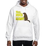 Lebowski: Nice Marmot! Hooded Sweatshirt