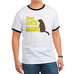 Lebowski: Nice Marmot! Ringer T