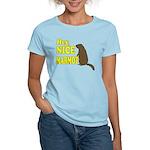 Lebowski: Nice Marmot! Women's Light T-Shirt