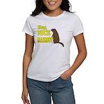 Lebowski: Nice Marmot! Women's T-Shirt