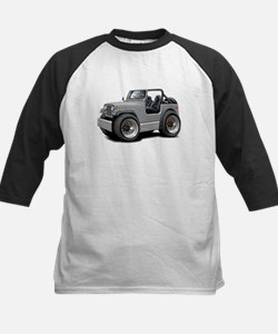 Jeep Silver Tee