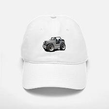 Jeep Silver Baseball Baseball Cap