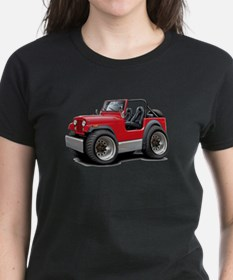 Jeep Red Tee